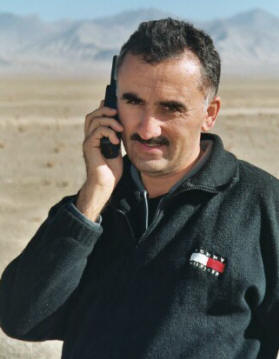Pamiri man from Tajikistan: Yodgor