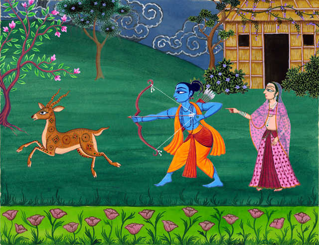 Meat Consumption and Animal Sacrifice in Valmiki Ramayana