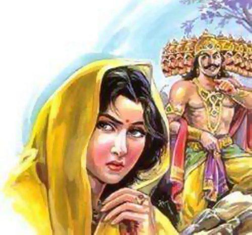 Pornography in Valmiki Ramayana